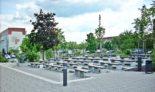 Gestaltung Außenanlagen Bürgerzentrum Oranienburg