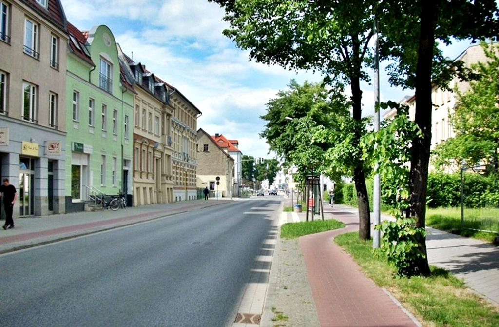 Berliner Strasse Oranienburg