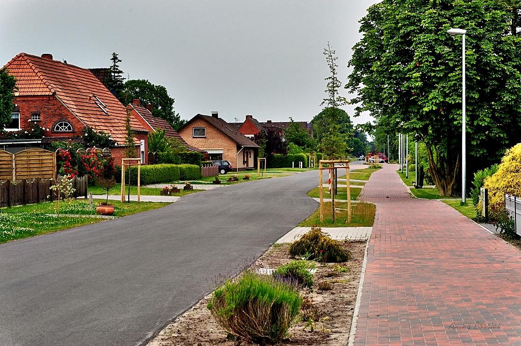 Ausbau der Christine-Charlotten-Straße in Warsingsfehn