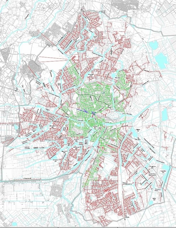 Generalentwaesserungsplan Stadt Oldenburg