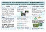 "Umsetzung der WRRL: ""Modellprojekt Hunte 25"""