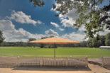 Modernisierung des Turnierplatzes im Schloßpark zu Rastede